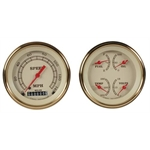 Classic Vintage Series Quad Gauges