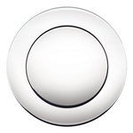 Horn Button - Large Polished No Logo