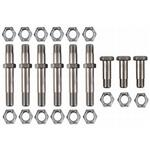 Titanium One Nut Style Radius Rod Kit