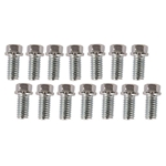 Hex Header Bolts (14 Pack) 3/8