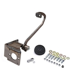 1937-39 Chevy Frame Rail Mount Pedal Assembly