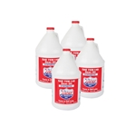 Lucas 10122 SAE 75W-140 Synthetic Racing Gear Oil, 4 Gallon Case