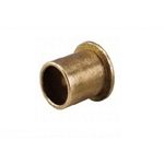 Oilite Bronze Torsion Bar Bushing, .120 x 1 Inch