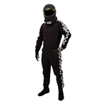 Finishline Qualifier One-Piece Driving Suit Safety Combo