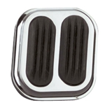 Lokar SG-6009 Chrome Dimmer Switch Cover, Chevy/Ford