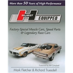 Book - Hurst Equipped: More Than 50 Years of Hi-Performance