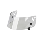 Simpson 1010 Shield for Shark & Vudo SA10 Helmet, Clear Shield