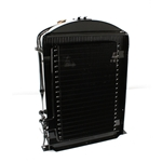 Walker Z-Ac491-2 Z-Series 32 Ford Radiator & AC Condenser-Chevy Engine