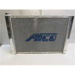Garage Sale - AFCO Lightweight Single Row Radiator - 1 Inch Core