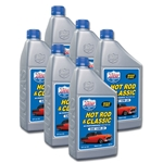 Lucas Oil 10687 10W30 Hot Rod Engine Oil, 6 Quart Case