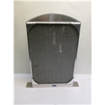 Garage Sale - AFCO 1937-38 Ford Aluminum Radiator, Chevy Engine, No Trans Cooler
