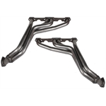 Small Block Chevy 1935-48 Fat Fenderwell Headers, Plain