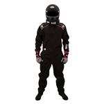 Bell Pro Drive II One-Piece Driving Suit Safety Combo