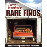 Book - Jerry Heasley's Rare Finds