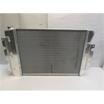 Garage Sale - AFCO Direct Fit 1967-69 Chrome/Firebird Aluminum Radiator