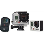 Garage Sale - GoPro CHDHX-301 Hero 3 Adventure Camera, Black Edition