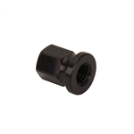 DMI RRC-1361 XR-1 Bulldog Rearend Rear Cover Black Aluminum High Nut