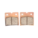 QTM 500-4005 Sprint Car Racing Front Replacement Brake Pads