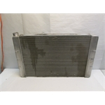 Garage Sale - Speedway Double Pass 31 Inch Aluminum Radiator, Ford-Mopar