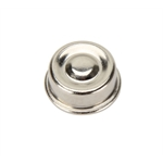 Pedal Car Parts, Murray Tot Rod End Cap for 3/8 Inch Axle, Chrome