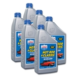Lucas Oil 10689 SAE 20W-50 Hot Rod Engine Oil, 6 Quart Case