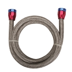Stainless Steel-Flex Vacuum Hose With Ends