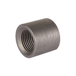 Threaded Steel Weld Bung Fitting, 3/8 Inch NPT Female
