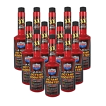 Lucas Oil 10026 Octane Boost Fuel Additive, Case of 12