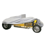 T-Bucket Car Cover for No Top Cars, 20 Inch Tall Windshield