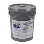 Lucas Oil 10123 SAE 75W-140 Synthetic Racing Gear Oil, 5 Gallon