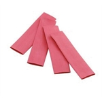 Accel 1858 Red Heat Shrink Sleeves, 4 Pack