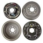 Ford Racing 11 Inch Drum Brake Kit, 2-1/2 Offset