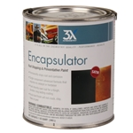 3X Chemistry Satin Rust Encapsulator, Quart