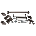 Speedway 1947-54 Chevy Truck 4-Link Rear Suspension Kit Minus Axle