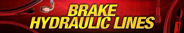Brake Hydraulic Lines