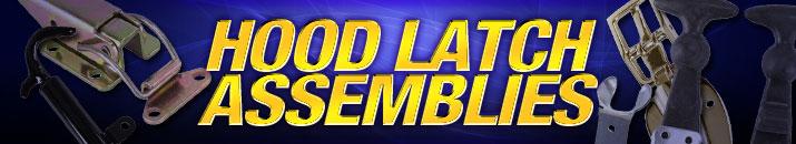 Hood Latch Assemblies