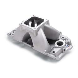 Edelbrock 28962 Super Victor Intake Manifold Chevy 565 Ebay