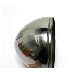 Garage Sale - Stainless Steel Dietz Type 7 Inch Headlight Bucket