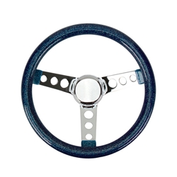 Metalflake Steering Wheels, 11-1/2 Inch