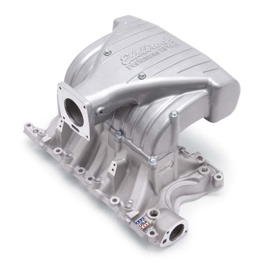 Edelbrock 7185 performer rpm 351 w intake manifold ebay for Rpm motors lincoln ne