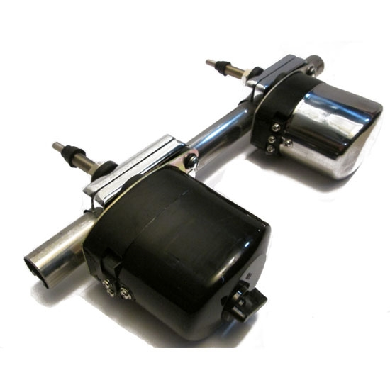 Stainless deluxe 12 volt electric wiper ebay 12 volt wiper motor
