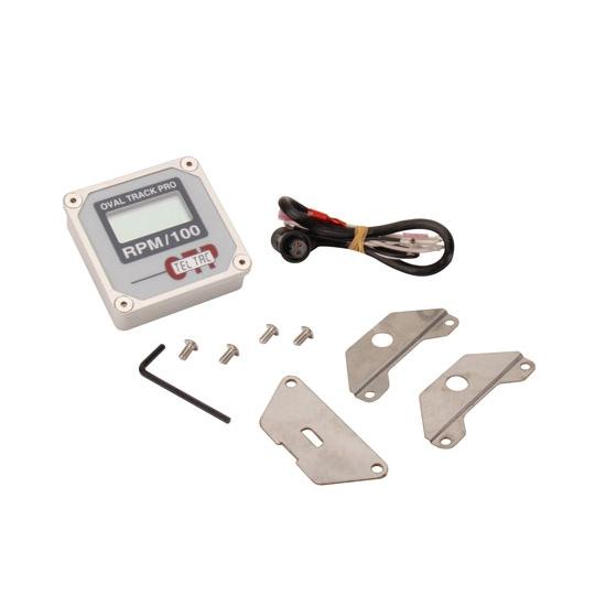 tel tac oval track pro digital tachometer ebay