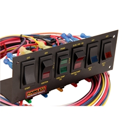 gm painless wiring diagram 67 firebird painless wiring 50302 6-switch fused panel with wiring and ... #8