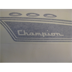 Garage Sale - Murray Full Side Champion 1957-58 Graphic