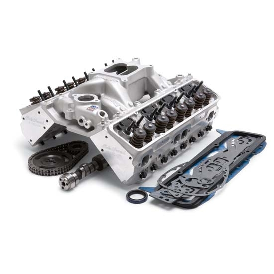 Edelbrock 2019 Rpm Power Package Top End Kit Small Block