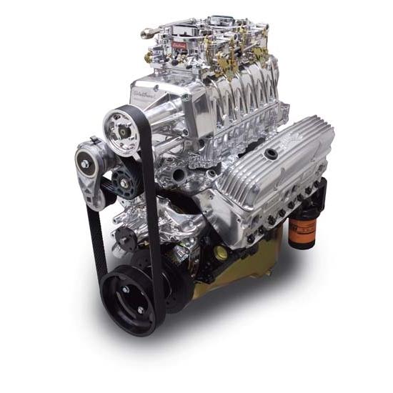 Edelbrock 46041 E Force RPM Supercharged 9 5 1 Performance