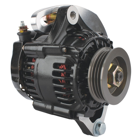 Chevys Lincoln Ne >> Powermaster 8-801 SB Chevy 50 Amp Mini Alternator Kit w ...