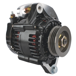 Powermaster 8-801 SB Chevy 50 Amp Mini Alternator Kit w ...
