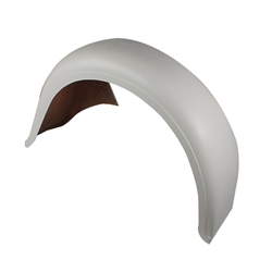 1930-31 Ford Model A Fiberglass Rear Fenders, 7-3/4 Inches Wide