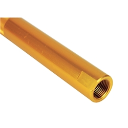 AFCO Aluminum Tube, 13 Inch Long, 7/8 Inch O.D.(5/8) Inch